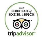 Trip AdvisorCertificate of Excellence